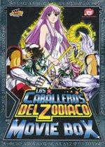 Los Caballeros Del Zodiaco - Las Cuatro Peliculas Reunidas