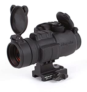 Aimpoint Comp M3 (2MOA - NV Compatible) with FREE Tactical 30mm Mount by AimPoint