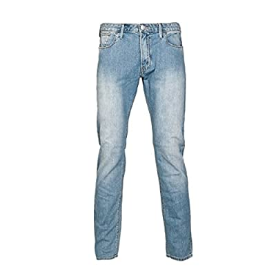 Armani Jeans J06 Label 06J93 1H Fitted Denim Jeans