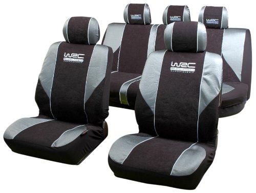 WRC 007339 4 tlg. Set Sitzbezug Rally
