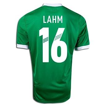 Adidas LAHM #16 Germany Away Jersey EURO 2012 (L)