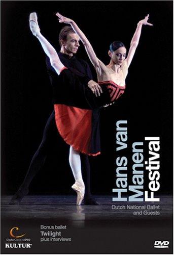 Hans Van Manen Festival [DVD] [US Import] [NTSC]