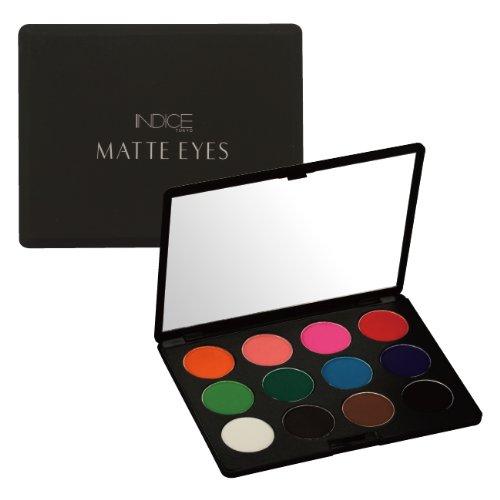 Indice Tokyo マットアイズ Matte Eyes