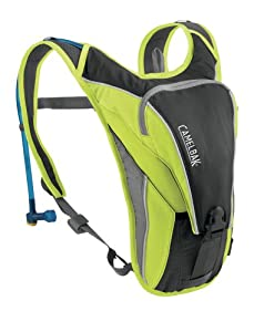 CamelBak Slip Stream 50 oz Hydration Pack (Hi Viz/Graphite)