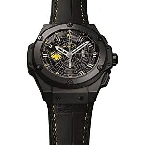 Hublot King Power Men's Limited Edition Anderson Silva Spider Chronograph - 703.CI.1119.GR.SPD13 from Hublot