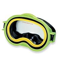 Buy Intex 55913 Sea Scan Swim Mask (Colors May Vary) by Intex