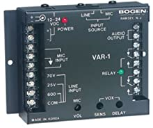 Wmu Voice Activated Relay (Pack Of 1)