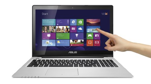 ASUS VivoBook S550CA-DS51T 15.6-Inch Laptop (Black)