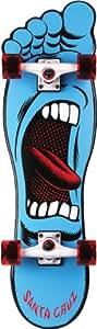 Santa Cruz Screaming Foot Right Complete Skateboard (9.3 X 32.1-Inch)