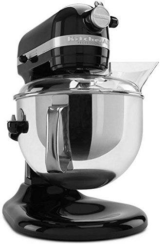Kitchenaid 6-Quart Lift Bowl Professional Stand Mixer Kp26M1Q, Onx Black