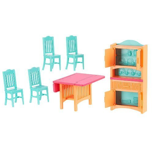 You & Me Happy Together Dining Room Set by Toys R Us
