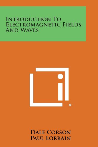 Introduction to Electromagnetic Fields and Waves