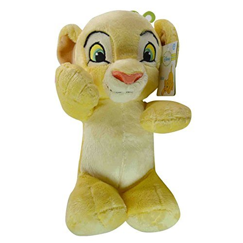 Disney Lion King Licensed Infant Plush Cuddler Nala Stuffed Baby Toy
