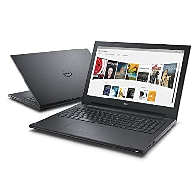 Dell 15 3543 5th Gen i3-5005U 4GB RAM 1TB HDD Touch HD (1366x768) Windows 8.1 Black DVDRW Intel(R) HD Graphics...