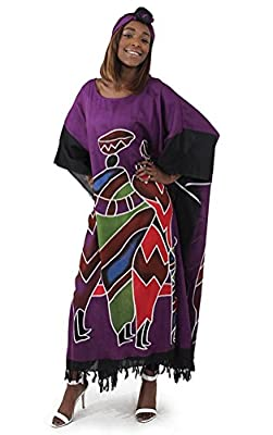 Modern African Family Design Kaftan Caftan - Available in Many Colors