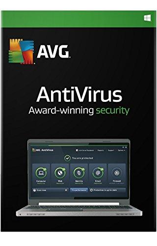 AVG AntiVirus 2016 per 3 Utenti validita` 2 Anni (PC)