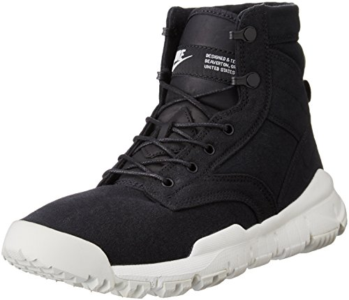 """Nike sfb 6"""" cnvs nsw - Scarpe da trekking, Uomo, colore Nero (black/black-sail), taglia 44"""