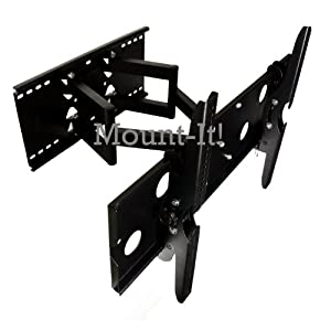 Mount-It! Samsung Compatible Swivel TV Mount for 32~60