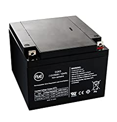 Nova Power Solutions Rugged-UPS 1250VA 4U 12V 26Ah UPS Battery - This is an AJC Brand Replacement