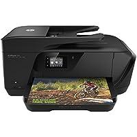 HP Officejet 7510 Wide Format Color Inkjet All-in-One Printer (Black)