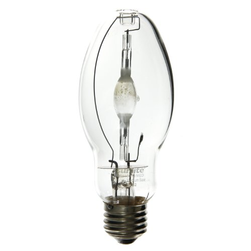 Sunlite MH150/U/MED 150-Watt Metal Halide Bulb, Medium Base, Clear