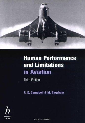人类的性能和在航空领域的局限性