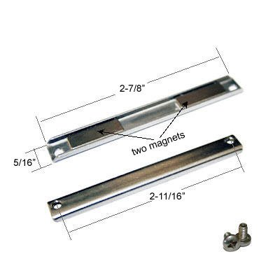 Fantastic Deal! Shower Door Replacement Magnet with Screws