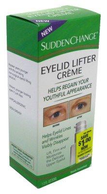 Sudden Change: Eyelid Lifter Creme, 1 oz