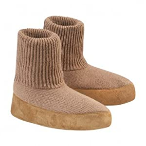 Dream Products Cardigan Warm Comfortable Slipper with Socks