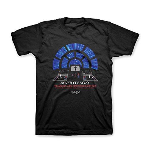 Flying Solo T-Shirt (Medium)