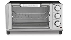 Cuisinart TOB-80 Compact Toaster Oven Broiler by Cuisinart