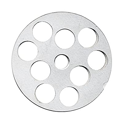 TSM #32 Stainless Steel Meat Grinder Plate
