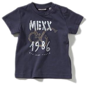 MEXX - Camiseta de manga corta con cuello redondo para bebé