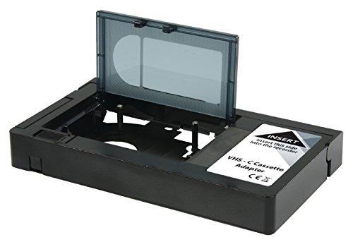 konig-vhs-c-adaptateur-de-cassette-kn-vhs-c-adapt