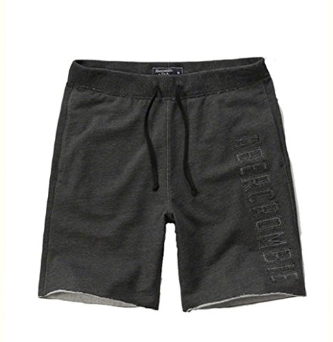 abercrombie-fitch-mens-fleece-athletic-shorts-large-charcoal
