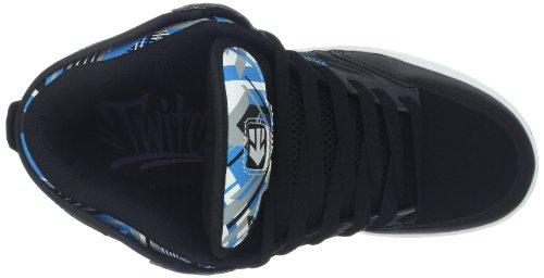 Etnies Men's FSAS X Twitch Cartel Mid Skate Shoe dekline men s mason skate shoe