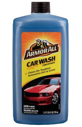 Armor All 25024 Car Wash Concentrated Liquid - 24 oz.