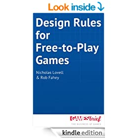 Design Rules for Free-to-Play Games