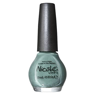 Product Image Nicole by OPI Nail Lacquer Exclusive - Green Up Your Act!