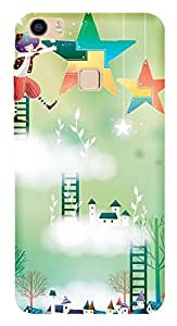 TrilMil Printed Designer Mobile Case Back Cover For Vivo Xplay 5 Elite