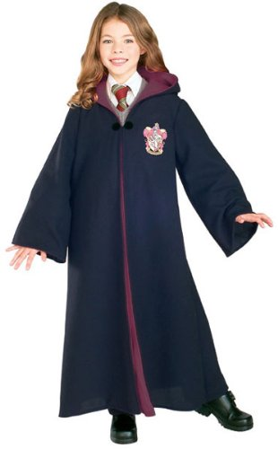 Girls Harry Potter Costume - Gryffindor Robe