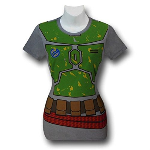 Star Wars Boba Fett Costume Women's T-Shirt