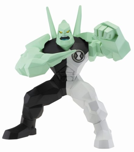Picture of Bandai Ben 10   12-Inch Alien Figures - Heatblast (B000U6A3UG) (Ben 10 Action Figures)