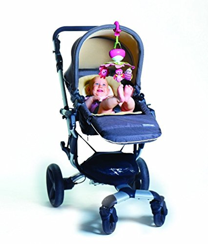 Tiny Princess Take Along Mobile Toy For Bassinets , Carriers Or Stroller front-628734