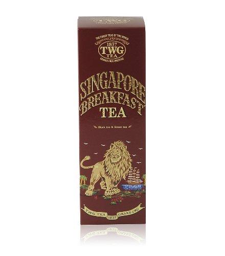 Twg Tea Singapore Breakfast Tea 3.5 Oz