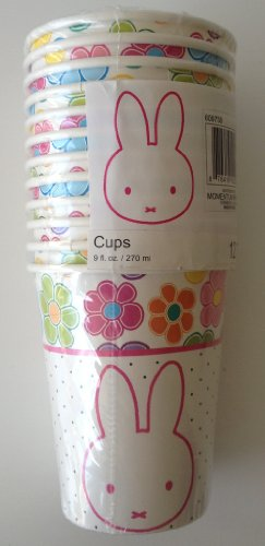 Miffy Party Cups - 12 - 1