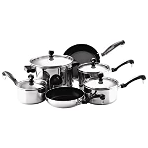 Amazon.com: Farberware Classic Series Stainless Steel ...
