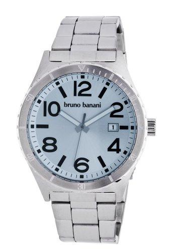 Bruno Banani Herren-Armbanduhr XL Ares Analog