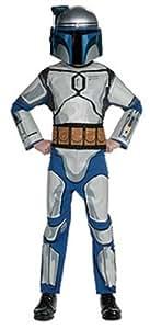 Rubie's Costume Co Star Wars Childs Jango Fett Costume, Medium