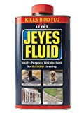 Jeyes Fluid 1L Multi Purpose Disinfectant For Outdoor Cleaning Cleaner NEW